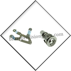 Brass Nickel Parts